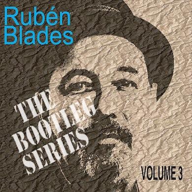 Ruben Blades Bootleg Series 3 CD