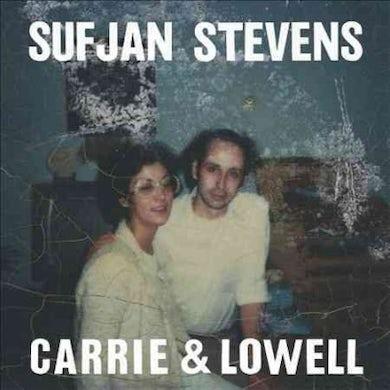 Sufjan Stevens CARRIE & LOWELL CD