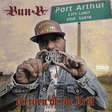 Bun B Return of the Trill CD