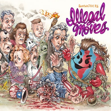 Illegal Moves CD