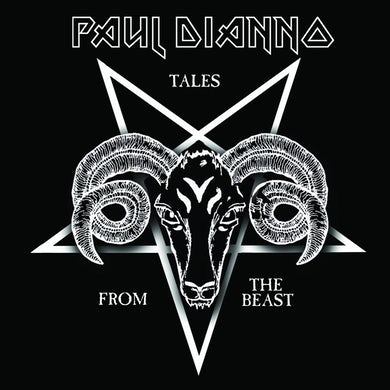 Paul Dianno Tales From The Beast CD