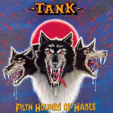 Tank Filth Hounds Of Hades CD