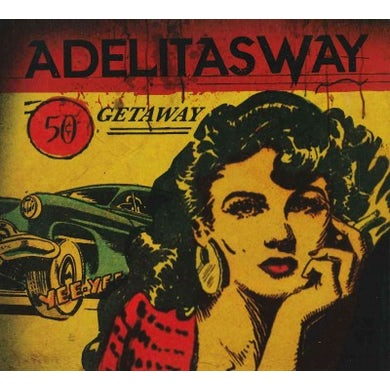 Adelitas Way Getaway [Digipak] * CD