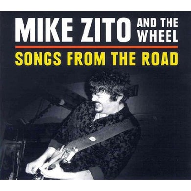 Songs from the Road CD