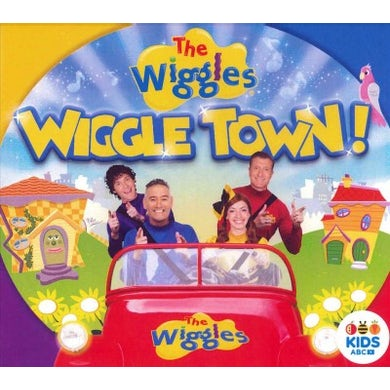 Come on Down to Wiggle Town CD
