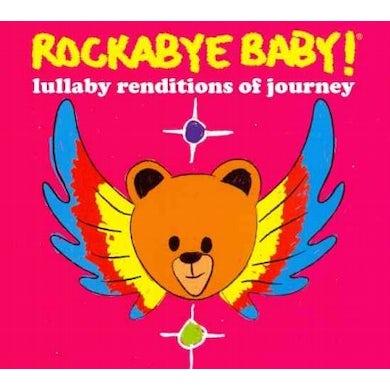 Rockabye Baby! Rockabye Baby:Journey Lullaby Renditi CD