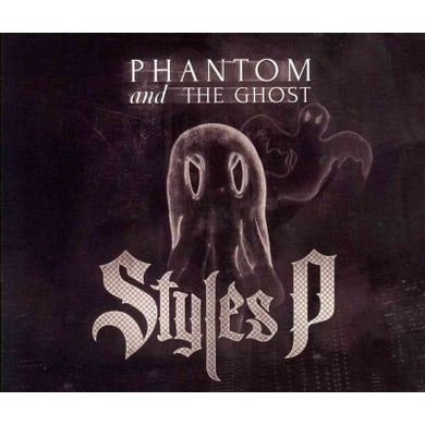 Phantom of The Ghost CD