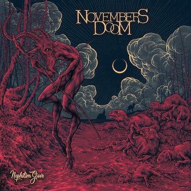 Nephilim grove CD