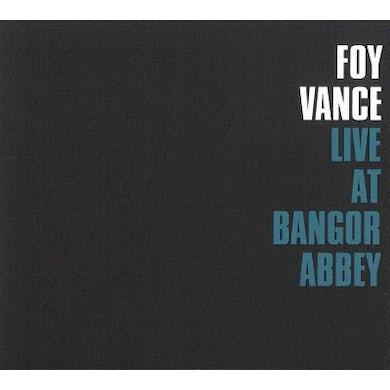 Foy Vance Live At Bangor Abbey CD