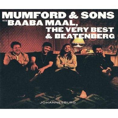 Mumford & Sons Johannesburg CD