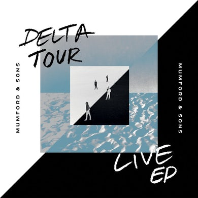 Mumford & Sons Delta Diaries CD