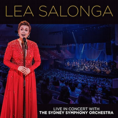 Live In Concert With The Sydney Symphony CD