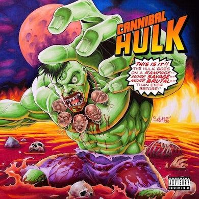 Cannibal Hulk CD