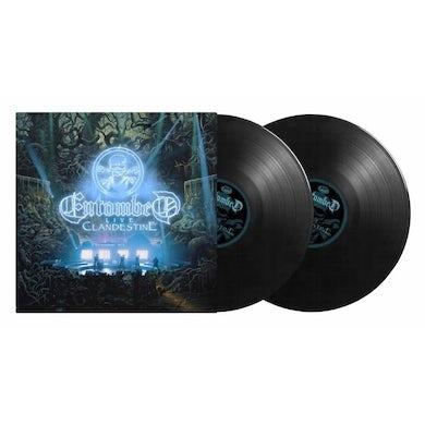 Clandestine: Live Vinyl Record