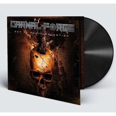 Gun To Mouth Salvation Vinyl Record