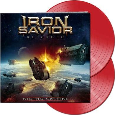 Iron Savior Reforged: Riding on Fire Vinyl Record