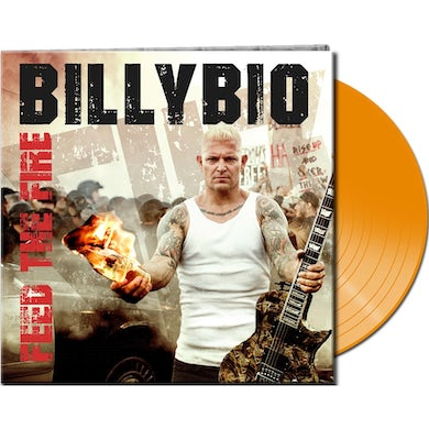 Feed The Fire Vinyl Record