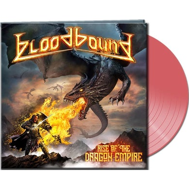Bloodbound Rise Of The Dragon Empire Vinyl Record
