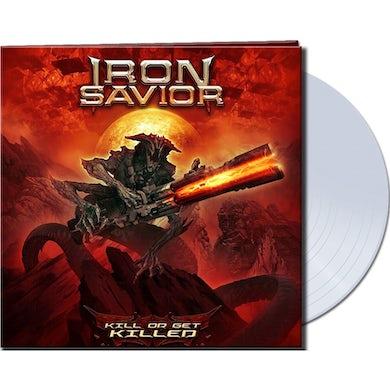 Iron Savior Kill Or Get Killed Vinyl Record