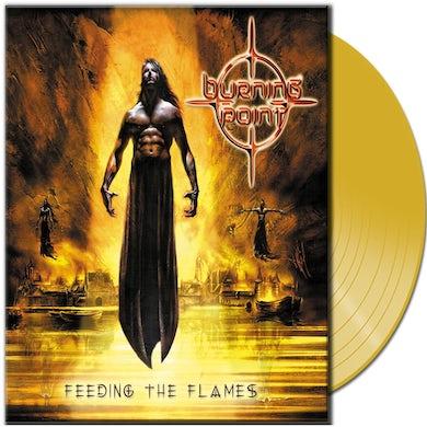 FEEDING THE FLAMES (YELLOW VINYL) Vinyl Record