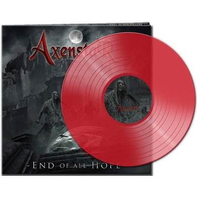 Axenstar End Of All Hope Vinyl Record