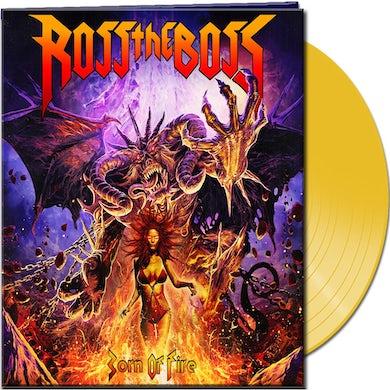 Born Of Fire Vinyl Record