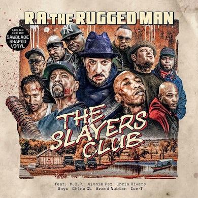 Slayers Club Vinyl Record