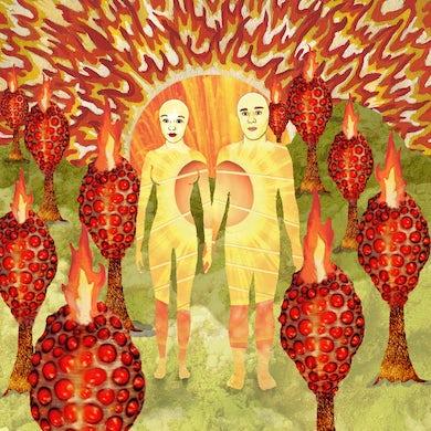 Sunlandic Twins (Red/Orange Swirl Vinyl) Vinyl Record