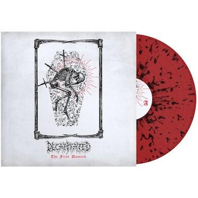 First Damned (Red & Black Splatter) Vinyl Record