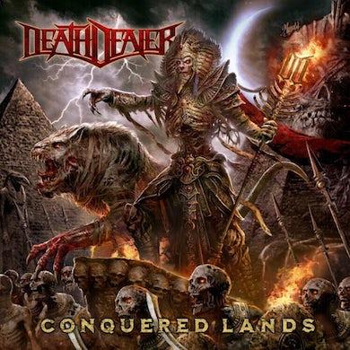 Conquered Lands (Red Vinyl) Vinyl Record