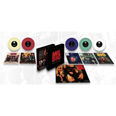 Lean Into It   The Singles Vinyl Record