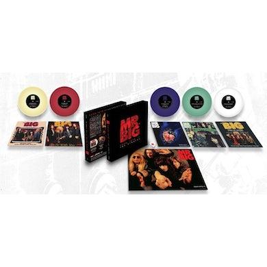 Mr Big Lean Into It   The Singles Vinyl Record