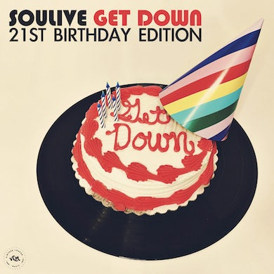 Soulive Get Down 21 St Birthday Edition Vinyl Record