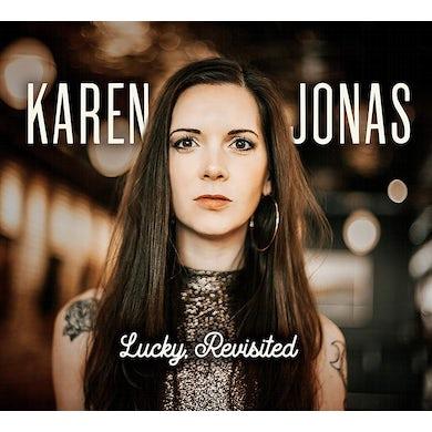 Karen Jonas Lucky Revisited Vinyl Record