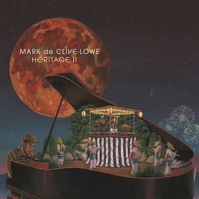HERITAGE II (BLUE VINYL) Vinyl Record