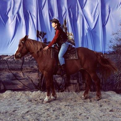 HOLY MOTORS HORSE (METALLIC ORANGE VINYL) (I) Vinyl Record