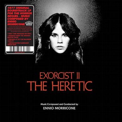 Ennio Morricone Exorcist Ii: The Heretic / Original Soundtrack (Green Vinyl Record