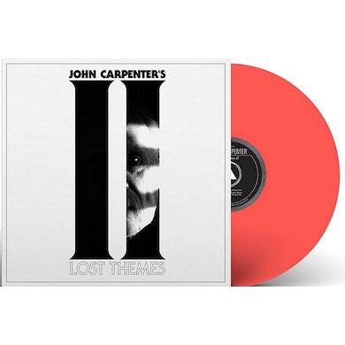 John Carpenter Lost Themes Ii (Iex) (Neon Orange Vinyl) Vinyl Record