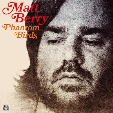 Matt Berry Phantom Birds (Red Vinyl) Vinyl Record