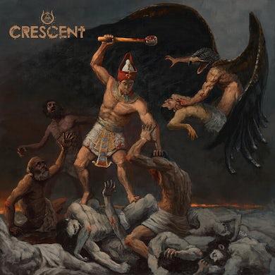 Crescent Carving The Fires Of Akhet Vinyl Record