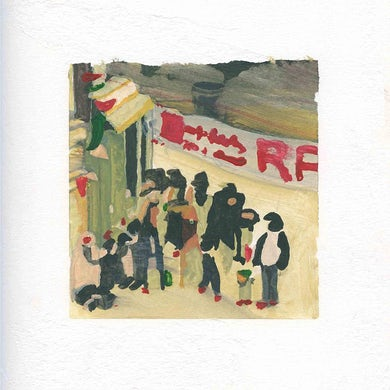 Twain ADVENTURE (DARK RED VINYL) Vinyl Record