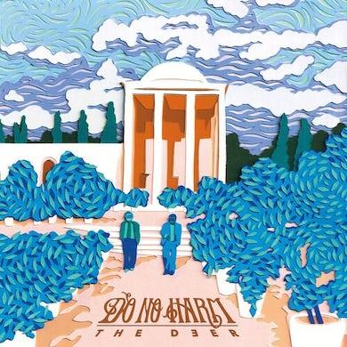 Deer DO NO HARM (SMOKY OPAQUE ORANGE VINYL) Vinyl Record