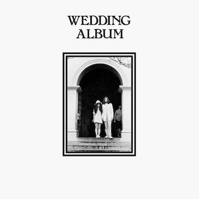 John Lennon Wedding Album Vinyl Record