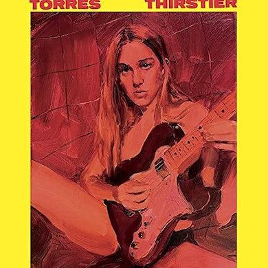 TORRES Thirstier (Iex) (Red In Yellow Vinyl) Vinyl Record
