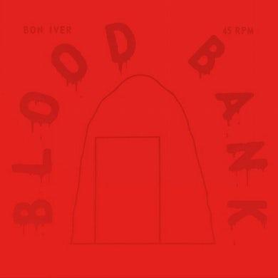 Bon Iver Blood Bank Ep (10 Th Anniversary Edition) Vinyl Record