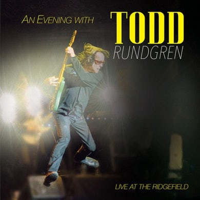 Evening with Todd Rundgren: Live at The Ridgefield Vinyl Record