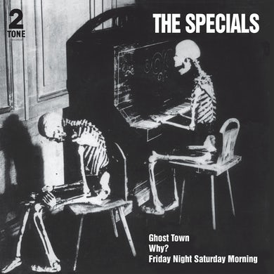 The Specials Ghost Town (40 Th Anniversary Half Speed Vinyl Record