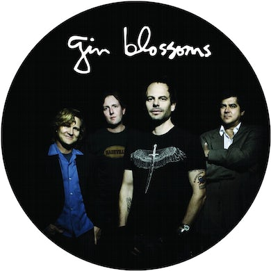 Gin Blossoms Live In Concert   Picture Disc Vinyl Vinyl Record