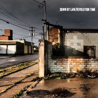 Revolution Time (Crystal Clear Vinyl) Vinyl Record