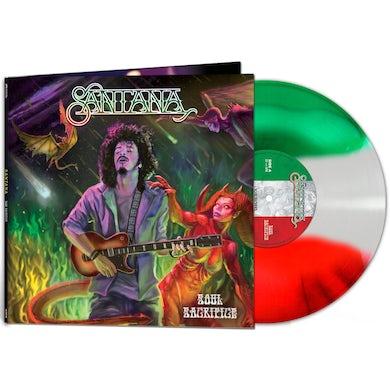 Santana SOUL SACRIFICE Vinyl Record